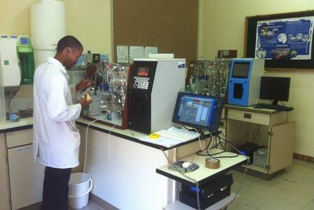 CO2 lab