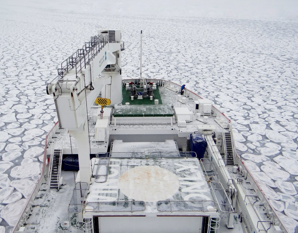 Breaking new ice: For the first time, the SA Agulhas II has been deployed on a strictly scientific mission - To understand some of the workings of the harsh SouthernOcean